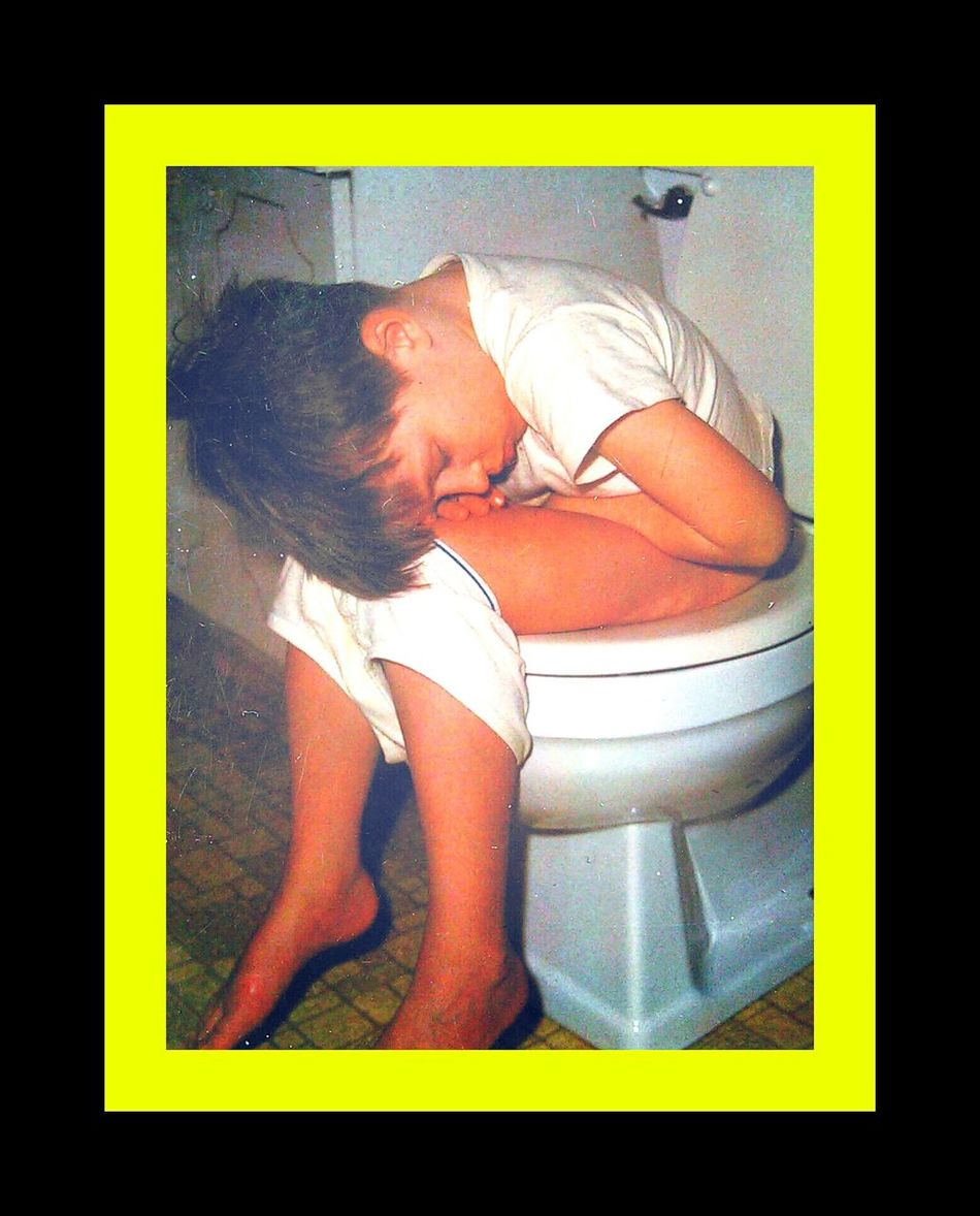 Check This Out I Love My Brother ❤ Catching Some Zzz's Sitting On The Toilet Toilet Lol My Brother Hates Me !lmao