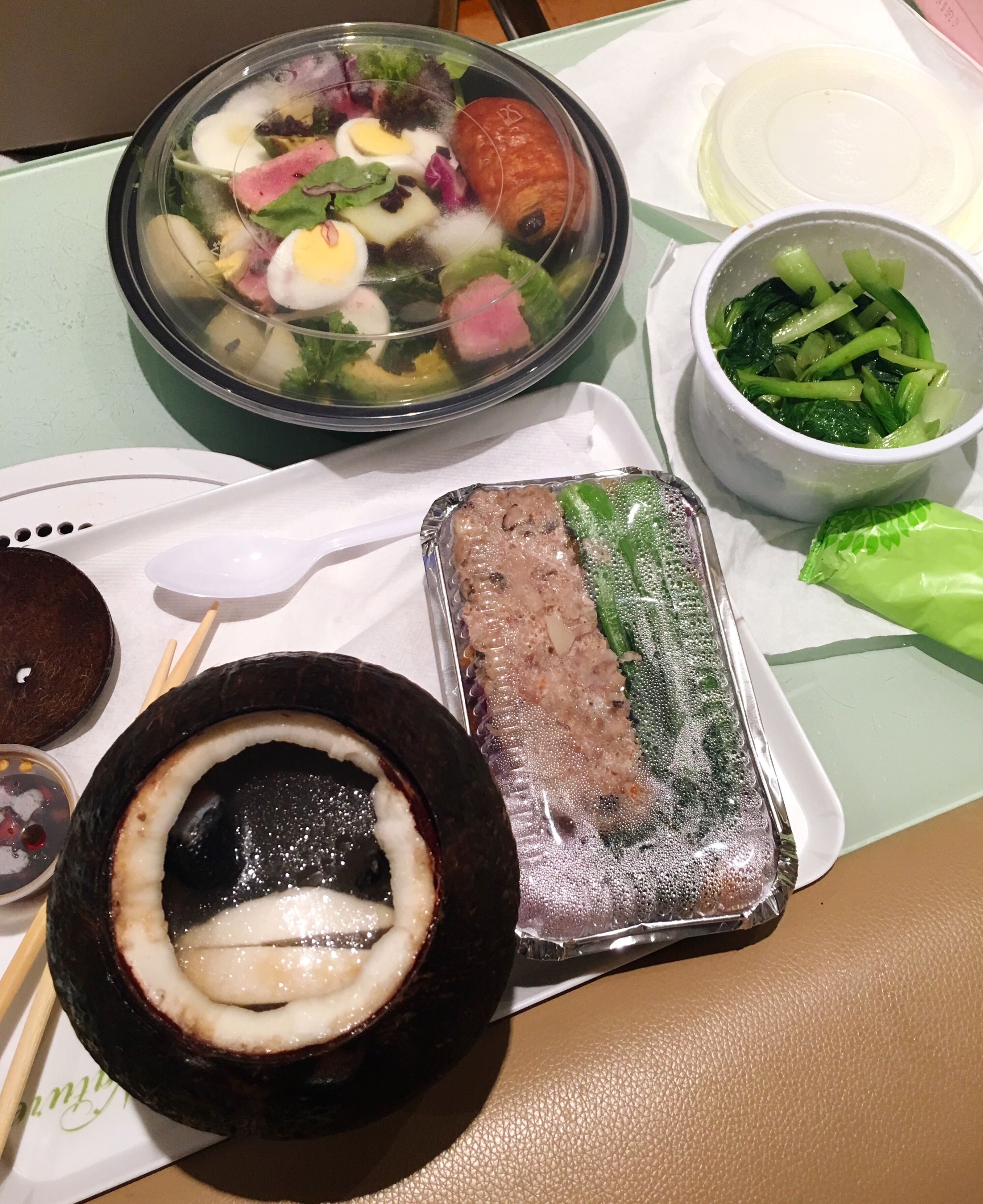 food and drink, food, freshness, plate, indoors, ready-to-eat, table, meal, spoon, temptation, bowl, high angle view, indulgence, vegetable, serving size, japanese food, dinner, lunch, main course, garnish, food styling