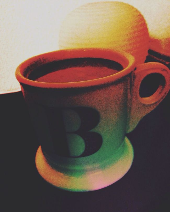Just a cup of B please
