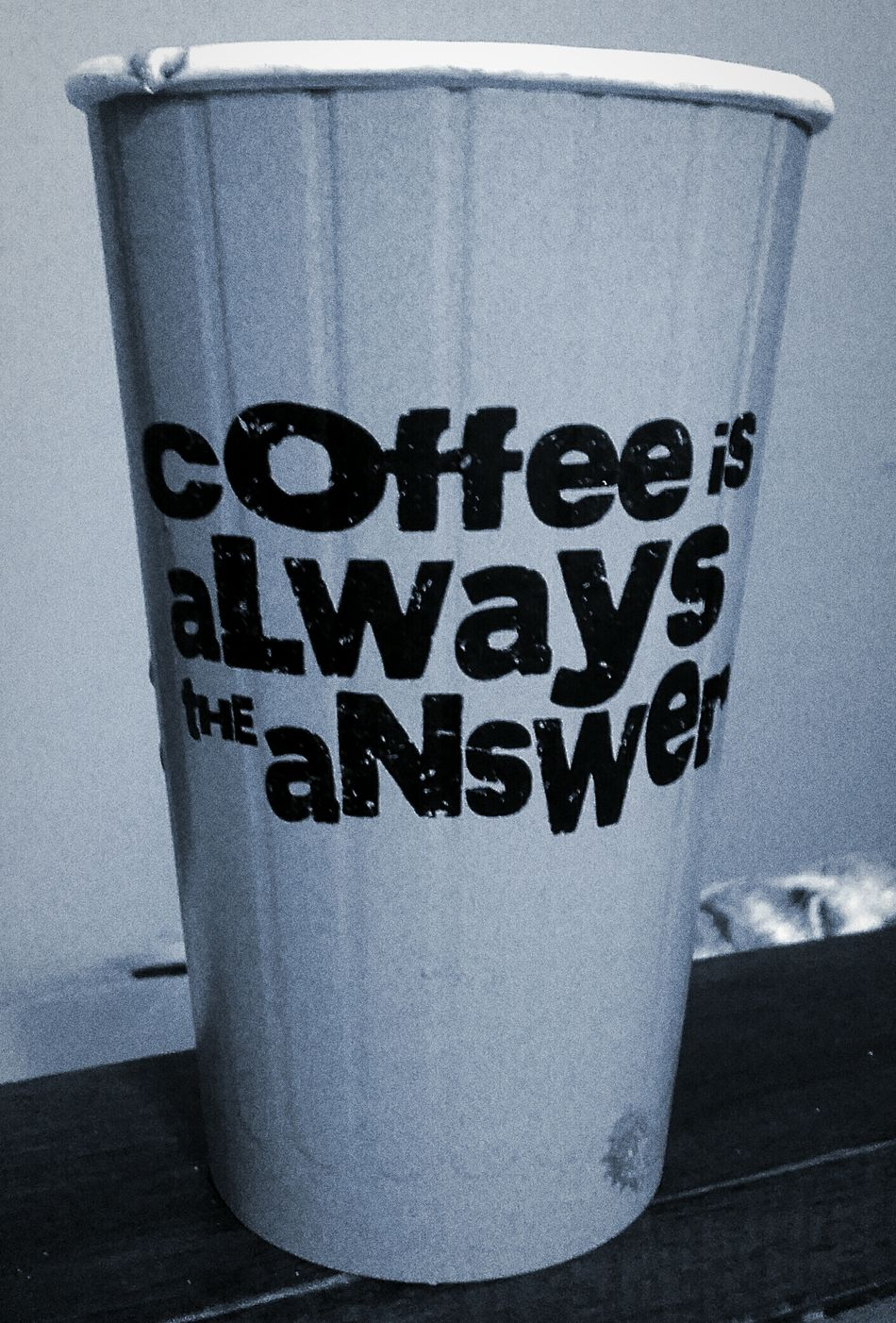Coffee Is Always The Answer Coffee Cups Coffee Break Take Away Cup Coffee Disposable Cup Take Away Coffee Coffee Cup Take Away Cups Disposable Cups Disposablecups Disposable Coffee Cups Drink Cups Coffee ☕ Disposable Coffee Cup Disposablecoffeecups Coffee Time Koffee Drink Cup Drinkcups Drinkcup Caffeine Coffee - Drink Drinking Coffee Coffeetime