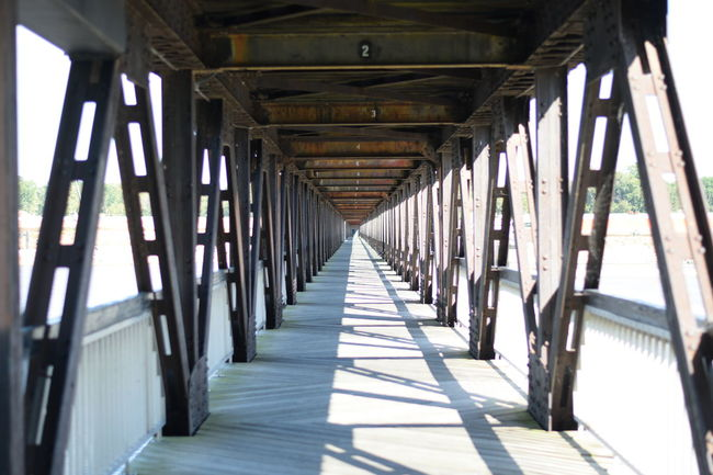 The Way Forward Shadow Architecture Built Structure Corridor Sunlight Diminishing Perspective Long Narrow Day In A Row Vanishing Point Architectural Column No People Passage Elevated Walkway
