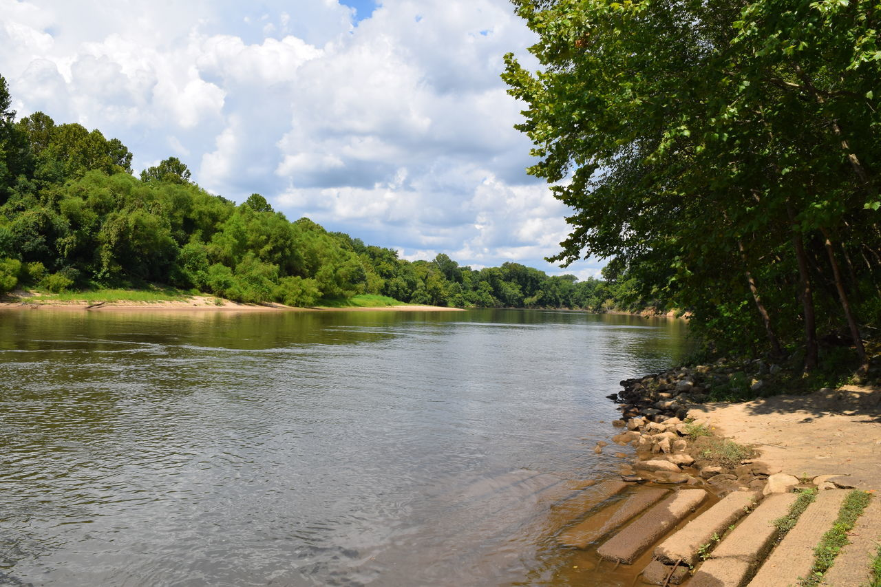 Talapoosa River Ft. Toulouse Park Park Tourist Attraction  Riding My Motorcycle Road Trip Alabama River Collection Tallapoosa River Outdoor Alabama
