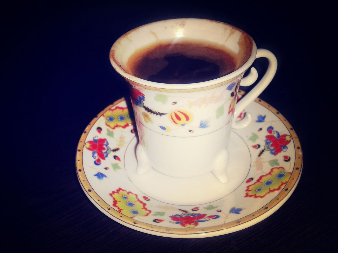 Turkish Coffee Balıkesir Fatih Gündoğdu Hello World