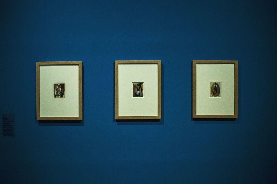 Blue Indoors  Museum Museum Of Modern Art Art Gallery Art