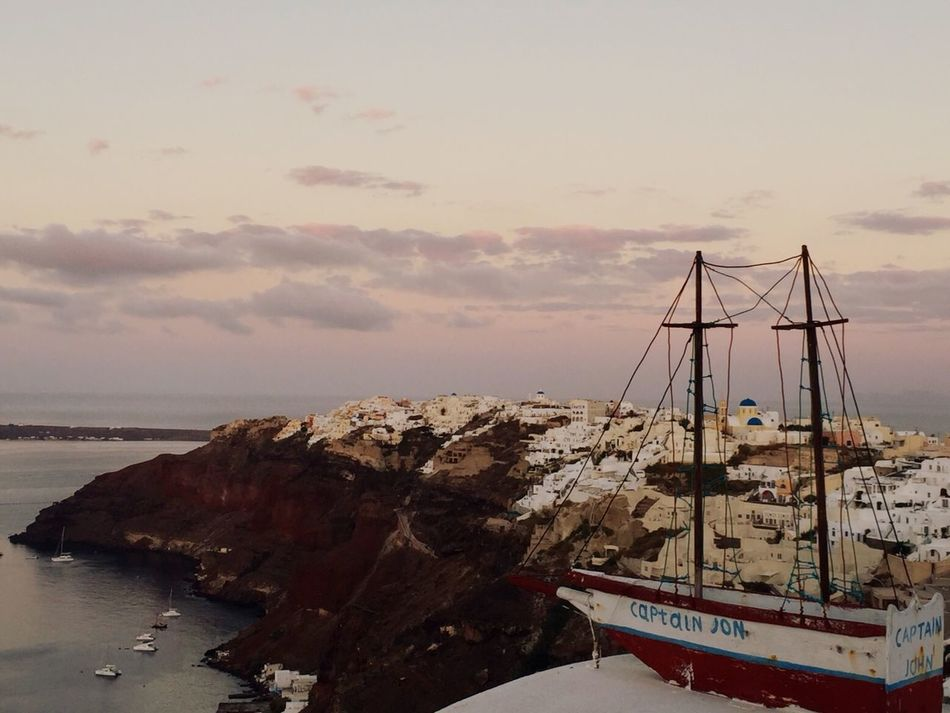Sunrise_Collection Beautiful Surroundings Oia Santorini From Santorini With Love Taking Photos