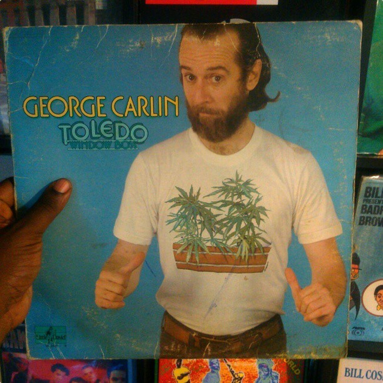 George Carlin Toledo Youaintgotnobeats Stuffifindcleaning