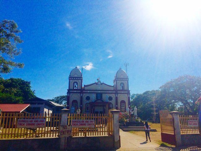 Holy week at Vito parish church Maundy Thursday Church Visit Taking Photos