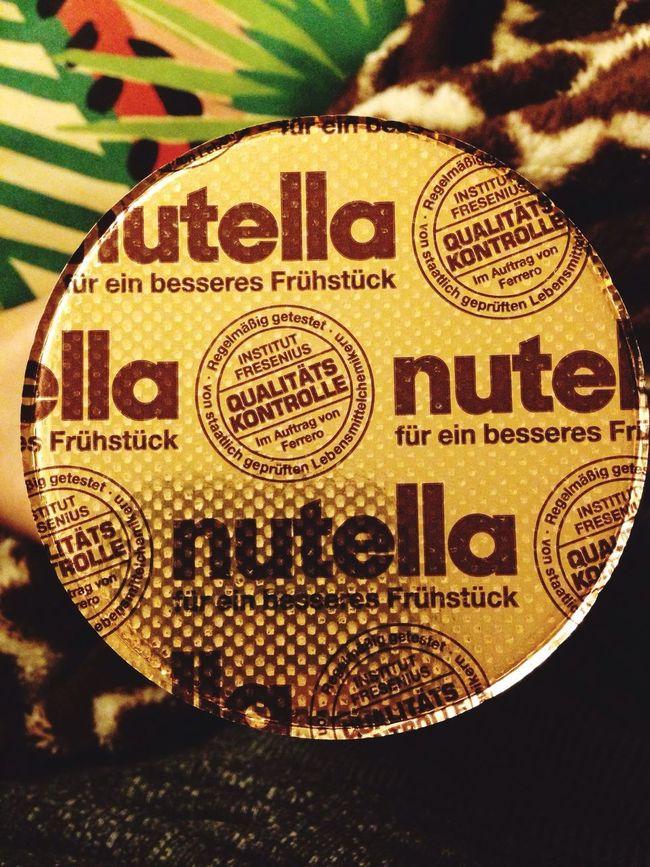 Nutella Chocolate Sweet Food Tasty Germany Love Share Followme Canyoufeelit