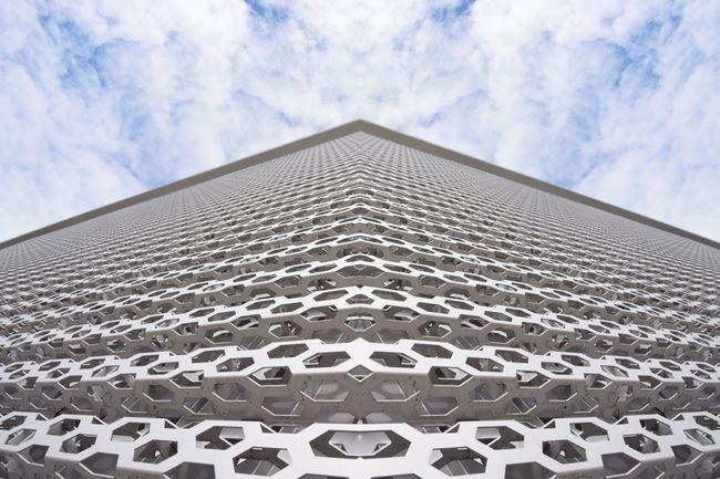 Symmetry Architecture Symmetry Sky