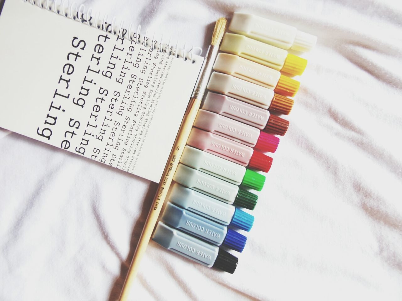 Beautiful stock photos of paint, Art And Craft, Art And Craft Equipment, Choice, In A Row