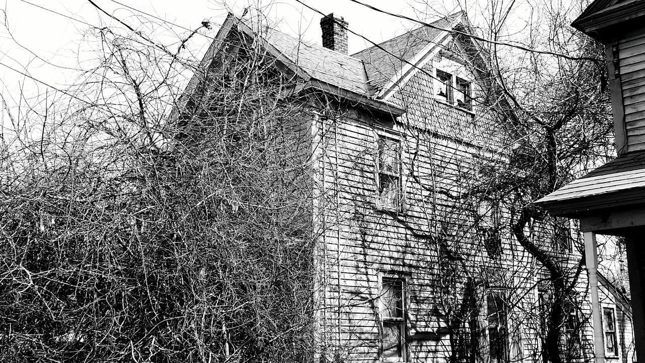In Last Century Architecture_bw Nature Reclaims. Abandoned Pictures Tell More Then Stories OpenEdit From Where We Stand If Walls Could Talk