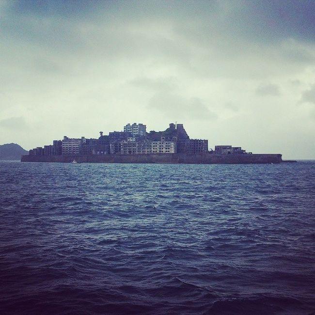Battleship island. Battleshipisland 軍艦島 端島 長崎 無人島Nagasakigunkanjima