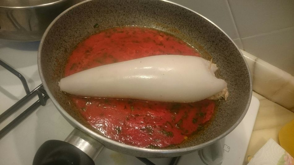 Stuffed Squid Food Porn Pornfood