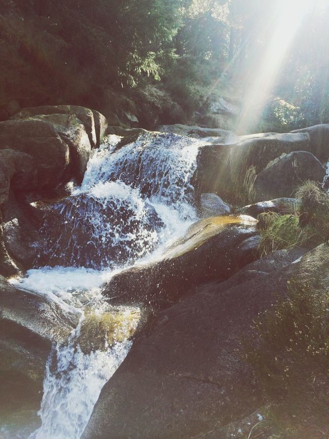 Slievedonard Nature IPhoneography Northern Ireland Check This Out Waterfall First Eyeem Photo
