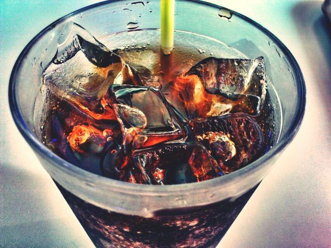 Coke Drink Simplicity Enjoy