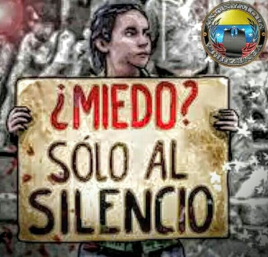 No le temo a la Represión de la dictadura, Le temo al Silencio de mi Pueblo. 29Sep Taking Photos VenezuelaMuereTuCallas Venezuelaunida Woiworld_resto LosVenezolanosPuedenVivirMejor Venezuelacambia Instaplaceapp VenezuelaSomosTodos Insta_ve DespiertaCcs