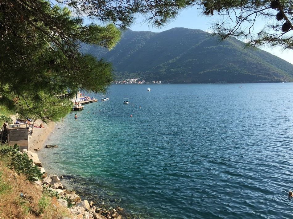 PERAST Perast Montenegro Destination Landscape Nature Travel Travel Destinations Tranquility Montenegro Risan