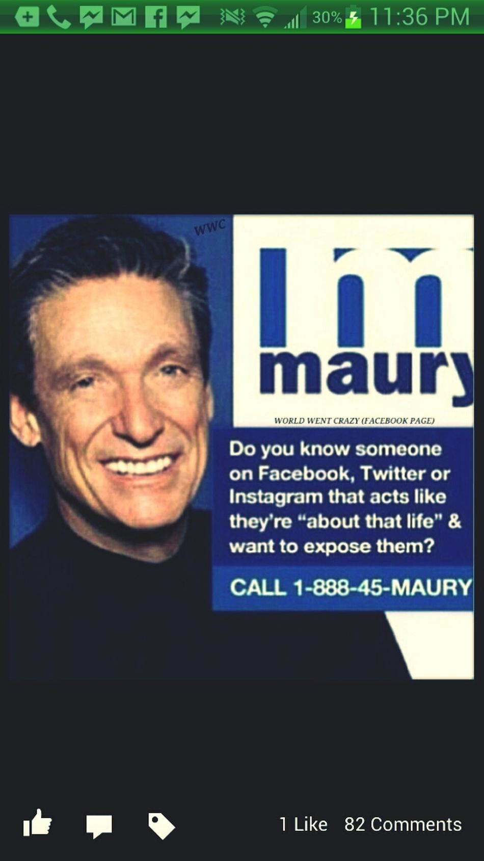 Call The Maury Show