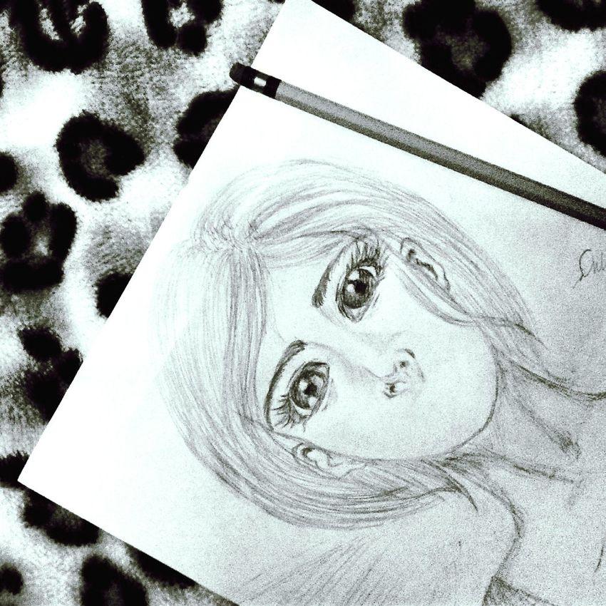 ArtWork : Eyes that Speaks ( Speaks For Itself) Original..