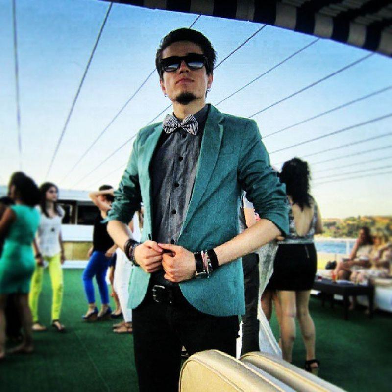 Menswear Boysfashion Zara Bracelet bowtie green boat graduation party