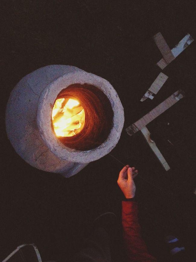 Camp Fire Love Outside Fire