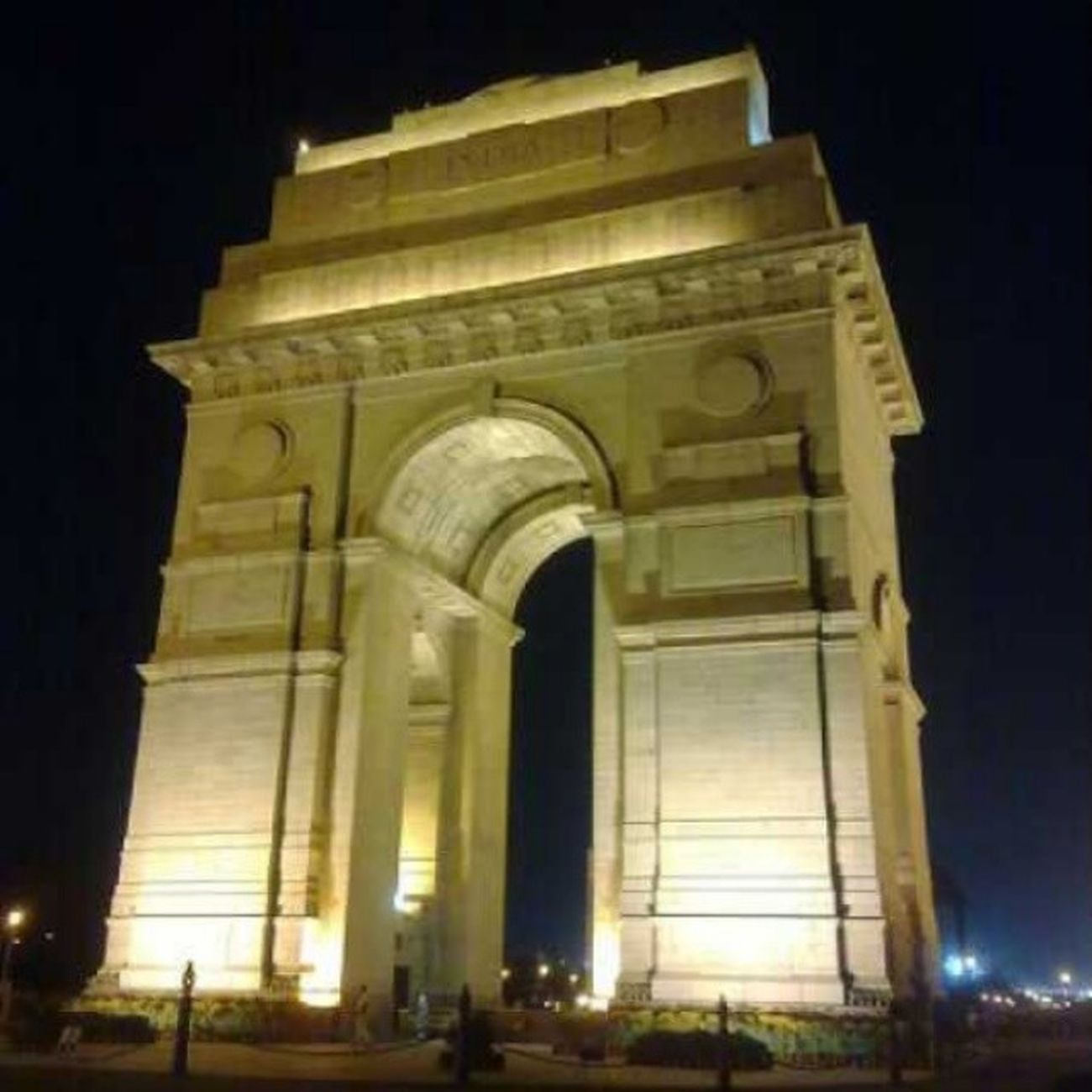 Indiagate is constructed as a memorial and was built in the memory of 90,000 soldiers who laid down their lives during world war I. Located at Rajpath, India Gate is 42 m high and is popular relaxation area during the summer evenings. India Gate also act as popular pinic spot during winter. Also known as the All India War Memorial, India Gate was designed and constructed by Lutyens . He was the who is considered the chief proclaimer in designing the Newdelhi plans. Delhi Monument DelhiHeritage British colonial Architecture