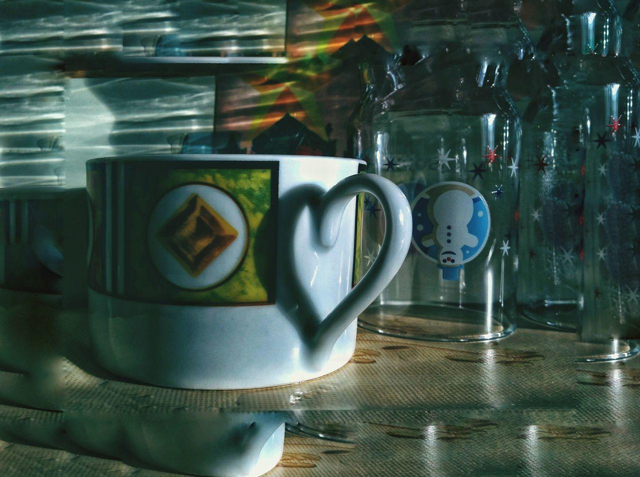 Heart Cup Cup Of Coffee Love Coffee Coffee Cup Heart Heart Shape Shadow