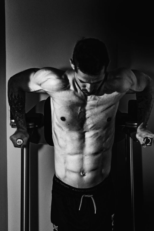 concentration Balck And White Body & Fitness Bodylanguage Bodyshot Concentration Focus Hardbody Human Nature Human Nature Relation Man
