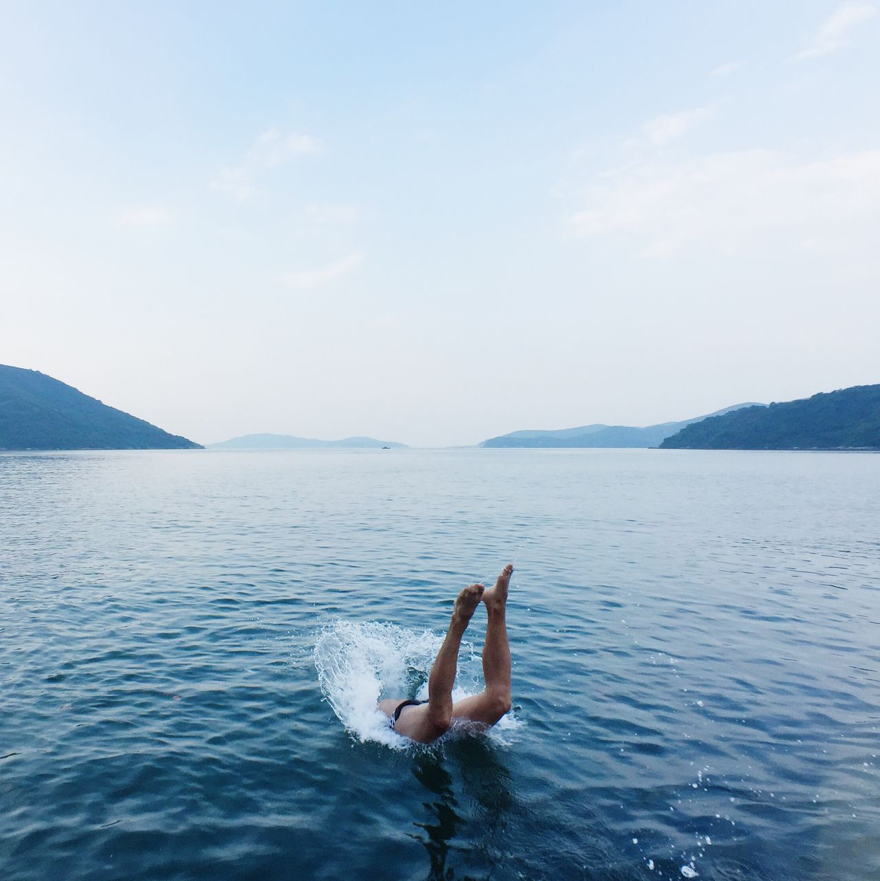 Beautiful stock photos of china, Barefoot, Beauty In Nature, Day, Diving