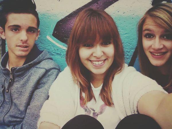 Friends Skatepark French Love♥
