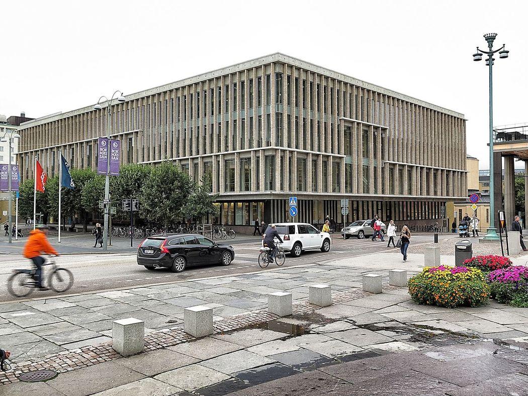 60's Architecture Architecture Buildings Architecture Goteborg Public Buildings Socialdemocracy Sweden Urban Landscape