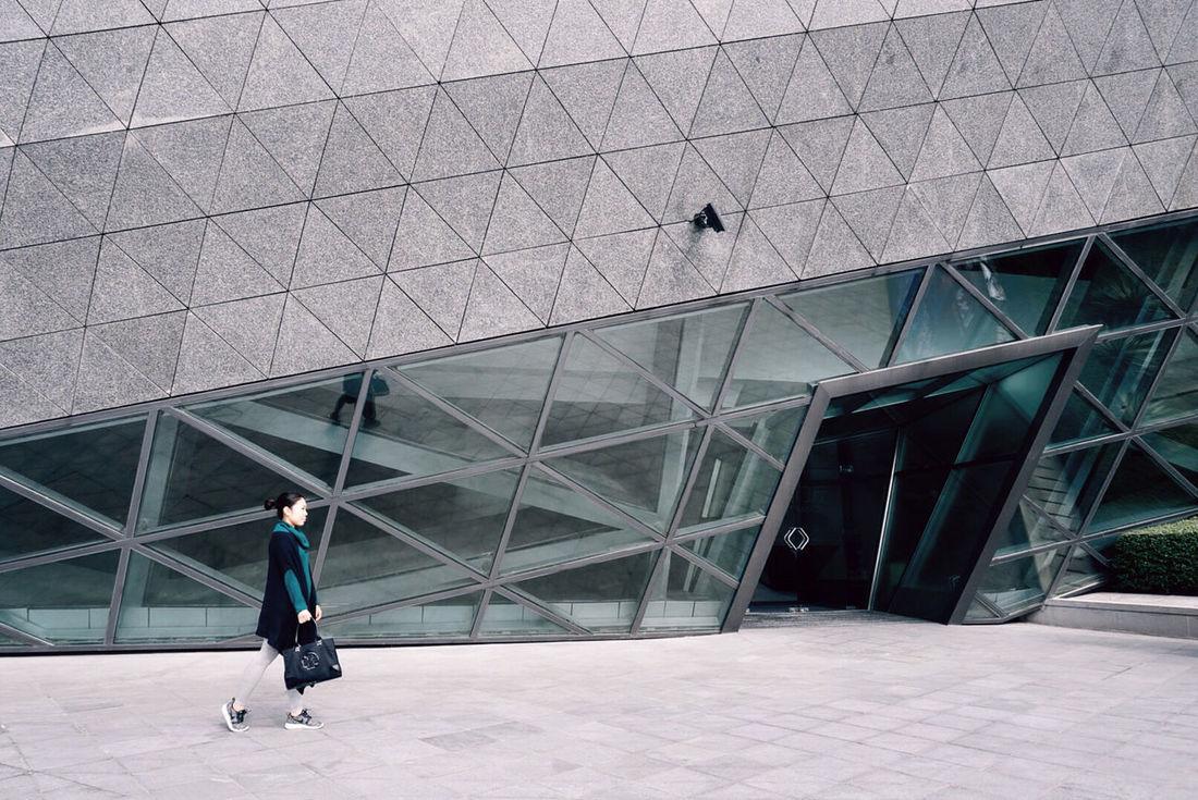 Vscocam VSCO Walking Girl Zhujiang New Town Opera House