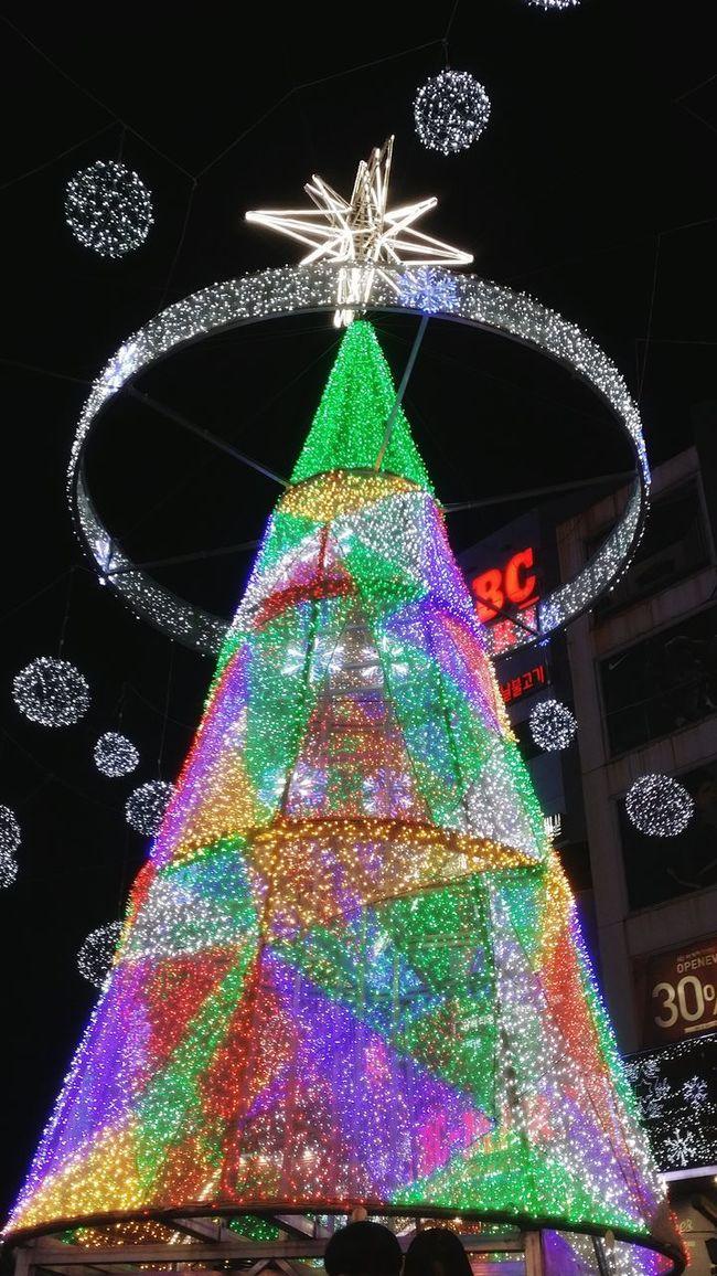 Christmas Around The World Christmastime Korea In Busan Busan,Korea