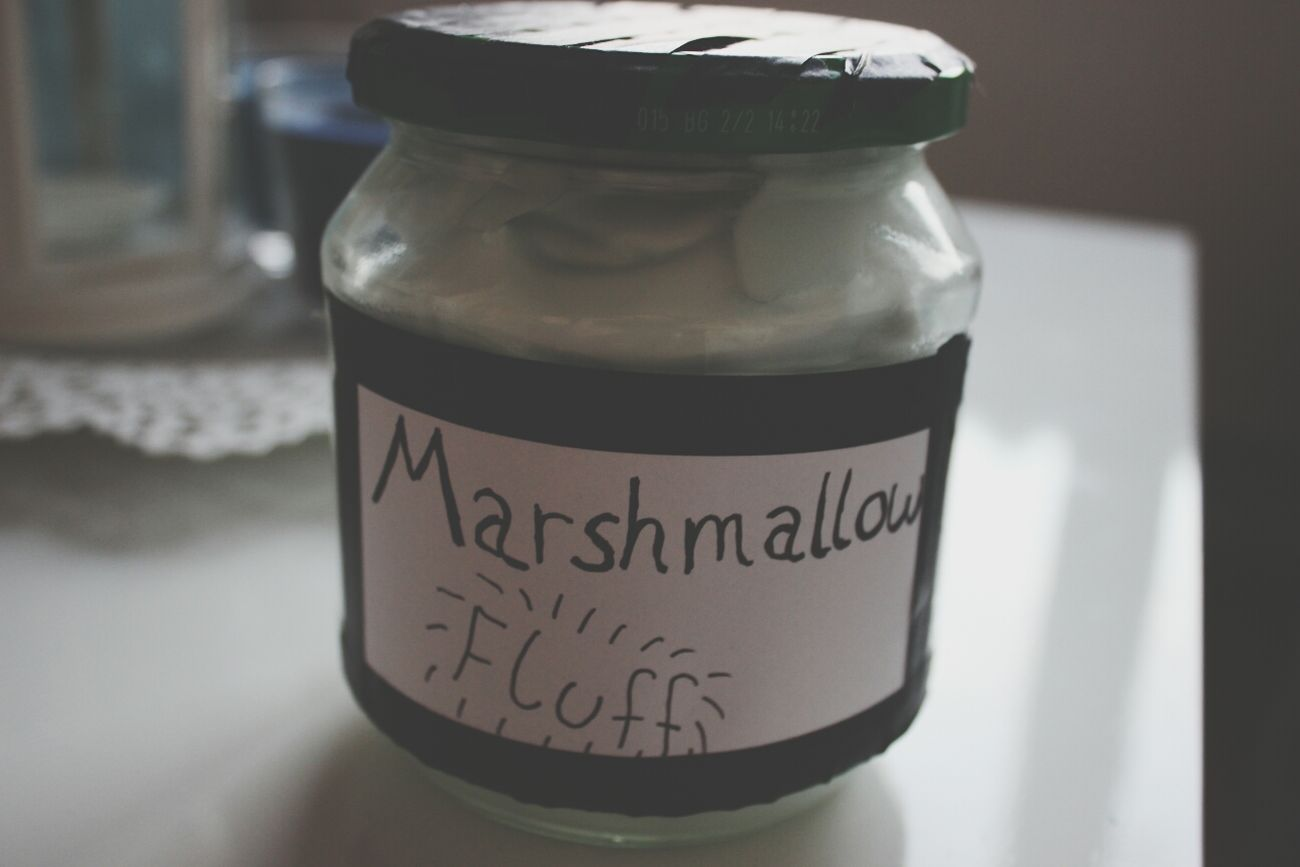 Selfmade marshmallow Fluff ♡ Marshmallow Fluff Veggi