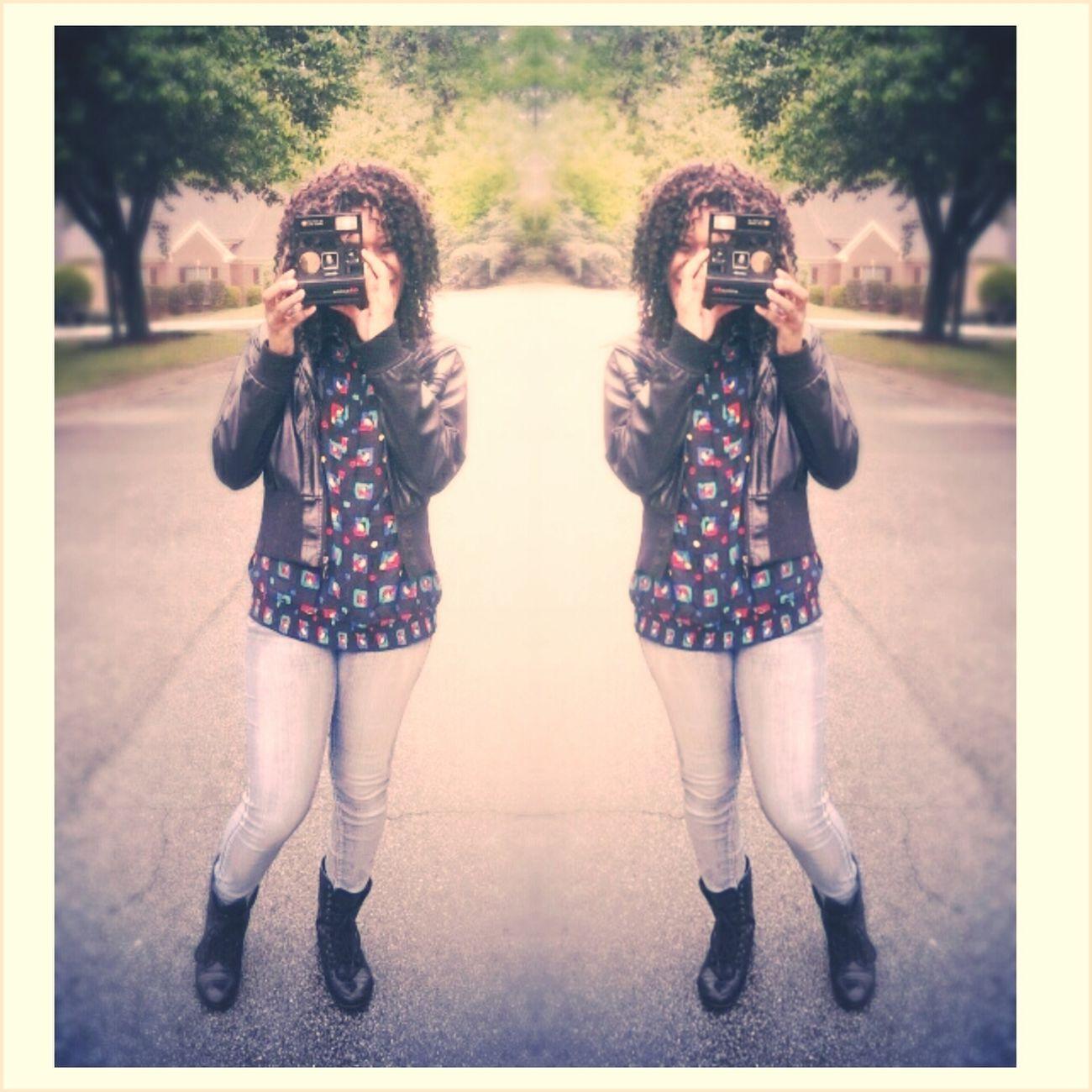 Snapping Pics ♥
