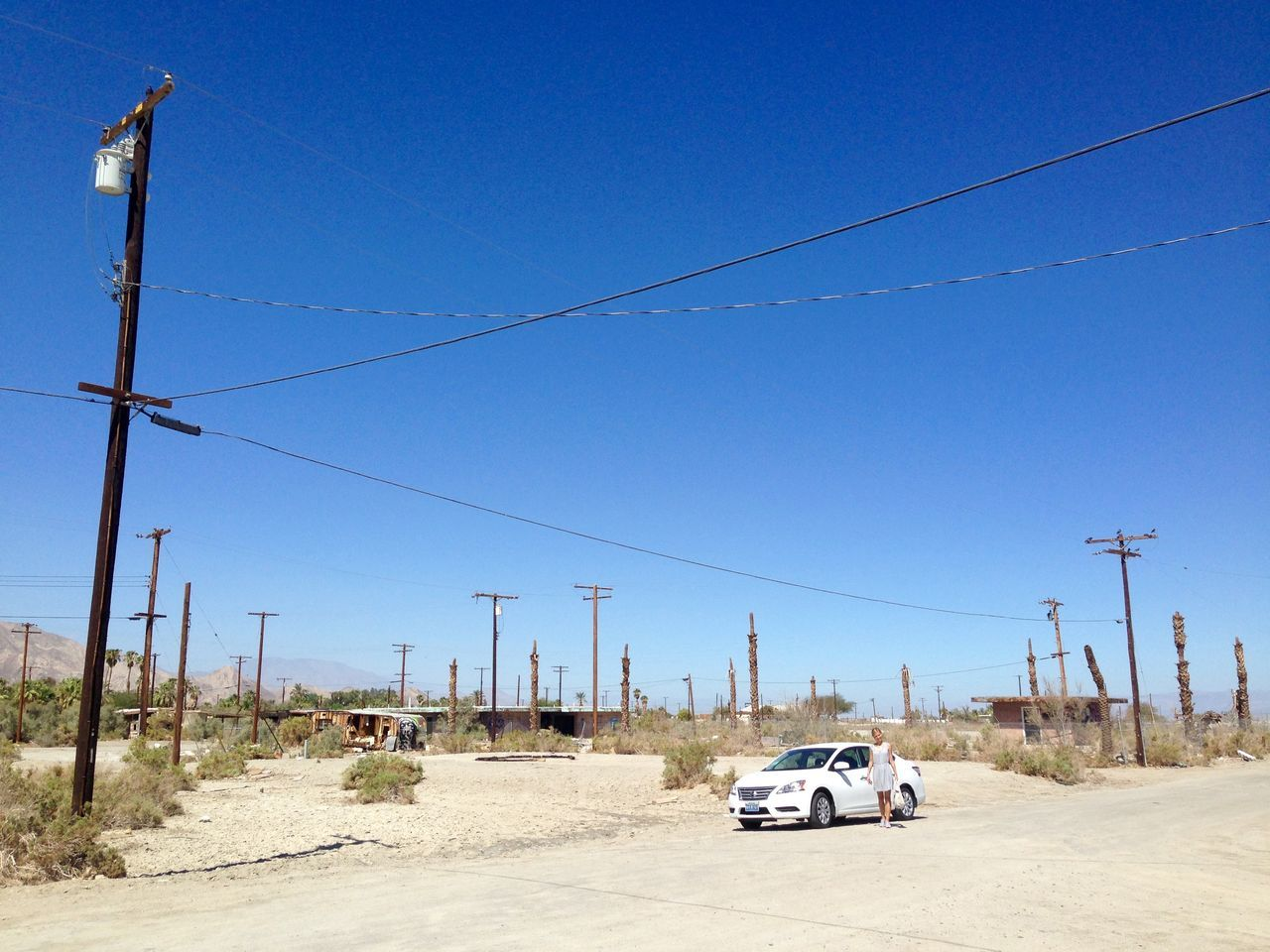 Apocalypse Apocalyptic Apocalyptic Visions Car Desert Desert Beauty Desert City Desert Life Deserted Places Deserted Scapes Deserts Around The World Forsaken Lonely Car Salton Sea Zombie Apocalypse