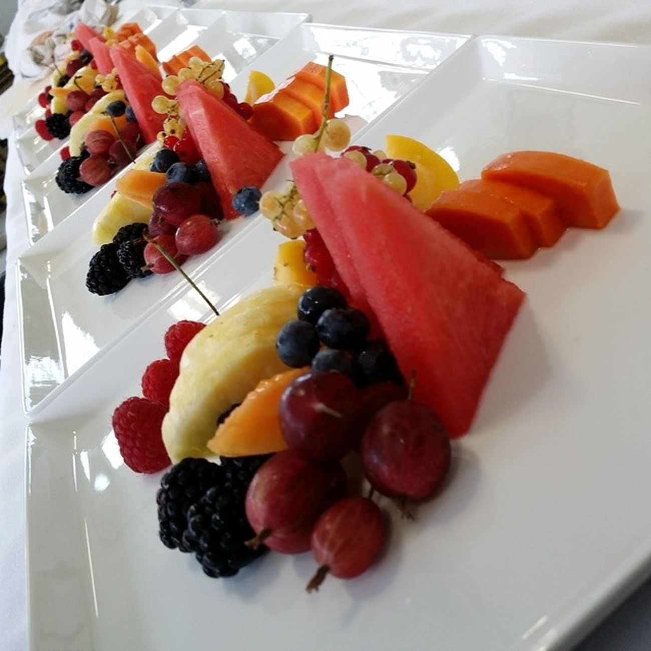 Fresh Fruit Bridgehampton Notabowlofberries Luxury Summer fresh fruit with @ashferbiju