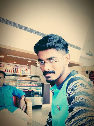 That's Me in coffee day