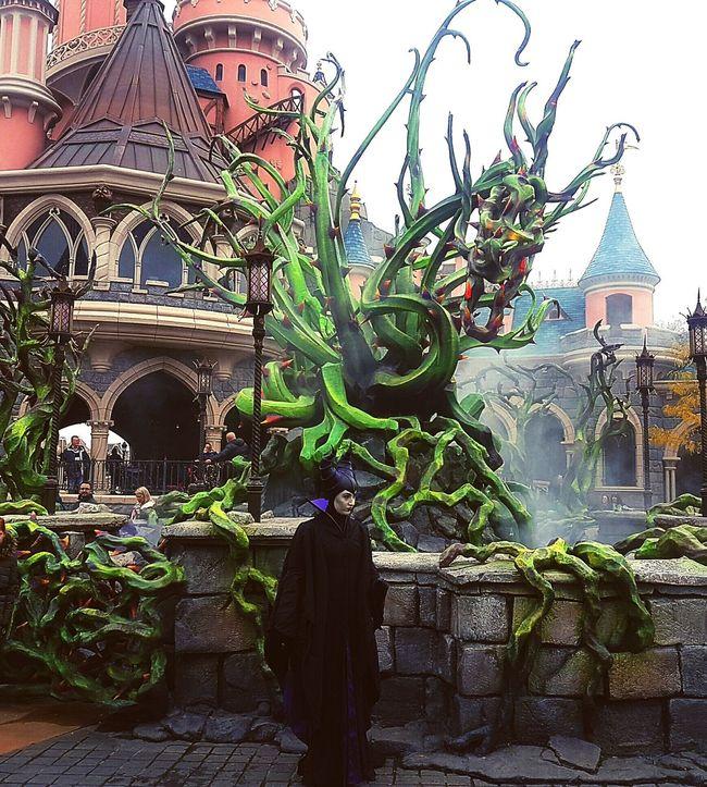 Disney Disneyland Disneyland Paris Maleficent
