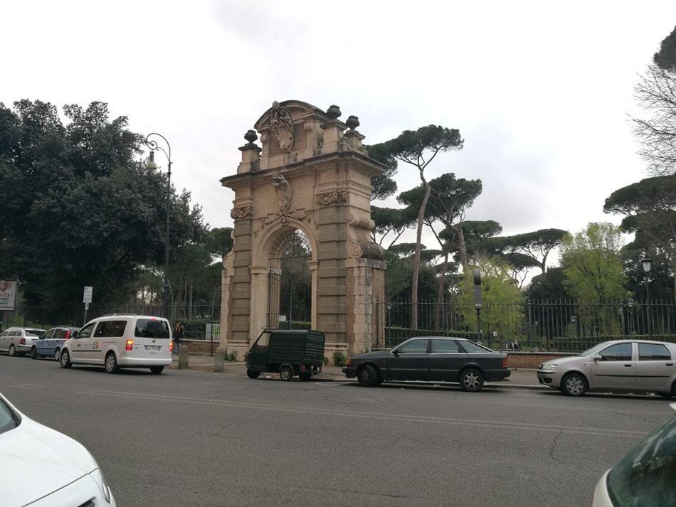 Architecture Villa Borghese Park Architecture City Outdoors