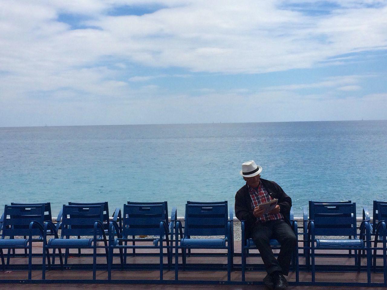 Nice / Nizza Promenade Des Anglais Chilling Seaside Mediterranean  Frenchriviera Break The Mold EyeEmNewHere