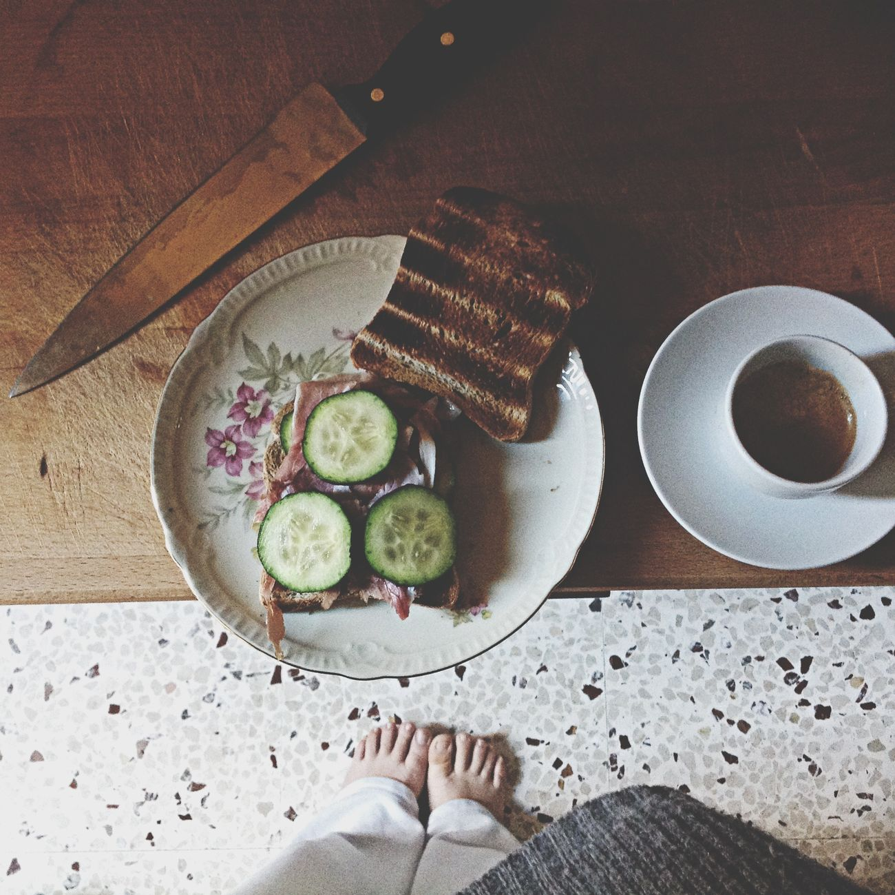 Hello World Breakfast TheMinimals (less Edit Juxt Photography) Home Sweet Home