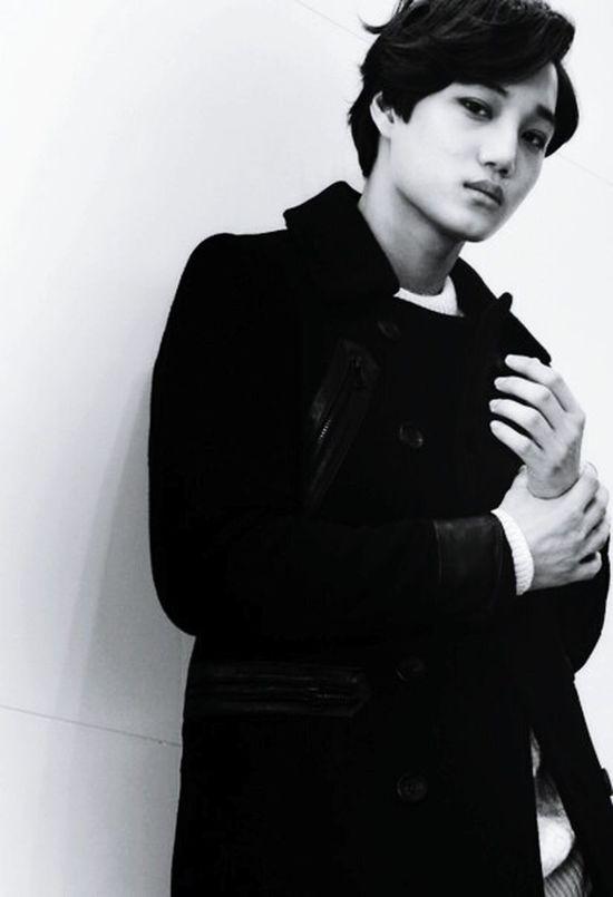 EXO Exo K Kai Exok Kai Kim Jongin Asian  Model