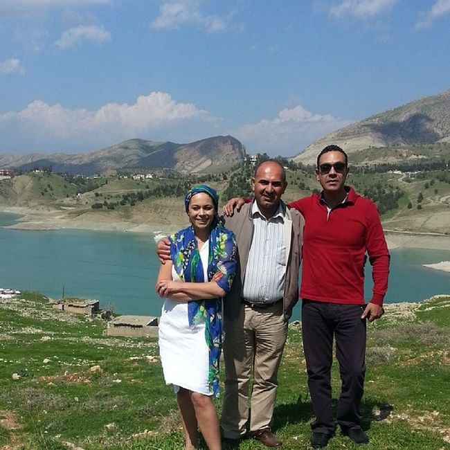 Dukan Lake