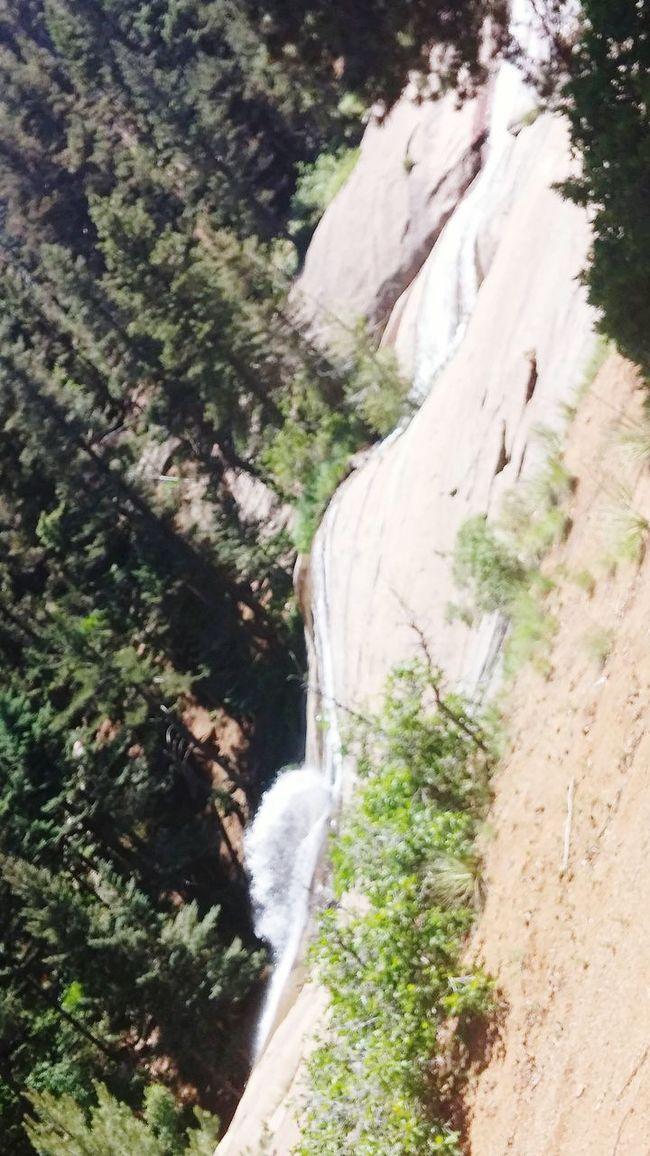 Helen Hunt Falls Colorado Mountians