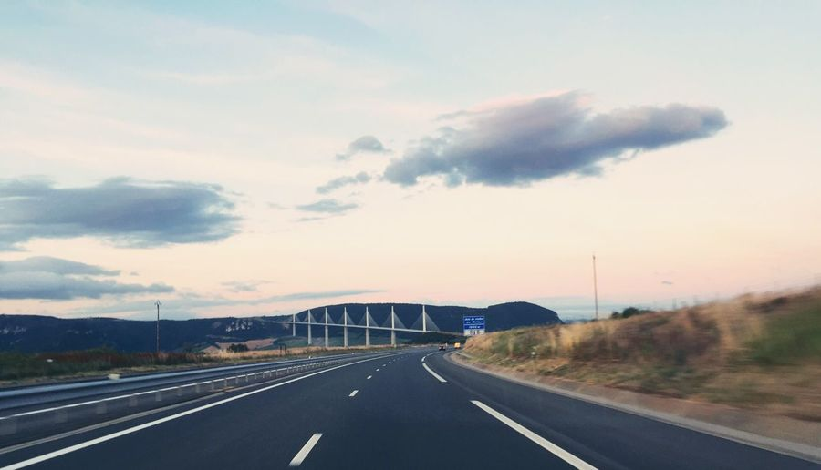 Ontheroad Southoffrance Bridge Cloud EyeEm Best Shots EyeEm Gallery Summer Holiday Weekend