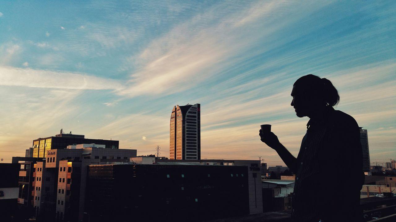 Adapted To The City Streetphoto_color Eyeem4photography City EyeEm Best Shots EyeEm Week Eyeemphotography Silhouette Silhouettes sunset #sun #clouds #skylovers #sky #nature #beautifulinnature #naturalbeauty photography landscape The City Light