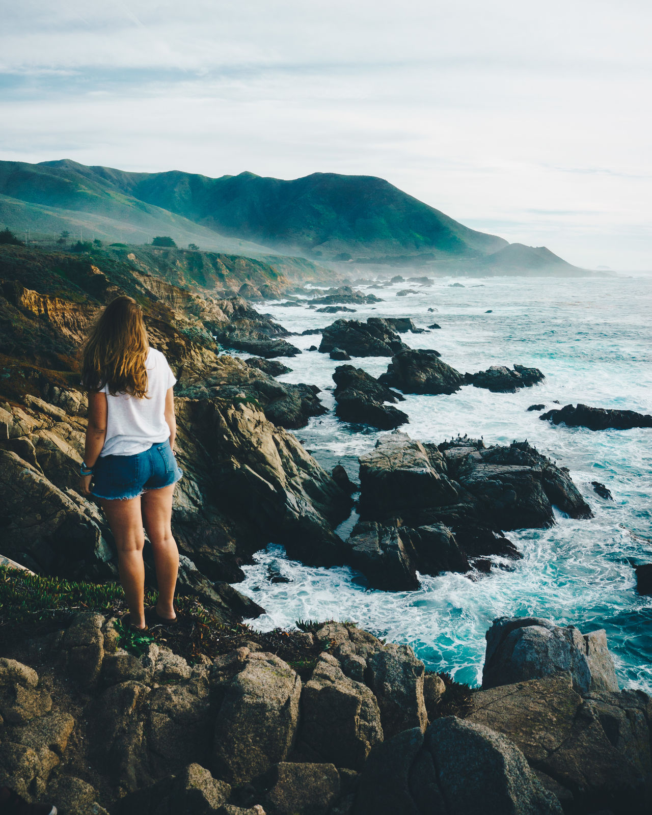 Adventure Beautiful Big Sur Coast Coastline Friends Morocco Mountain Peak Nature Ocean Outdoors Pacific Coast Pacific Northwest  PNW Road Sky Sport Visualscollective Water Women Youth EyeEmNewHere