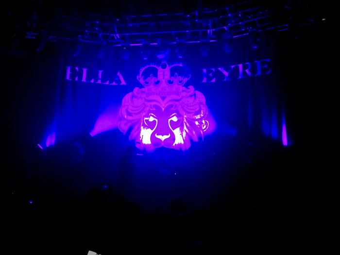 Ella Eyre Live Music London Roundhouse Love Gig Concert
