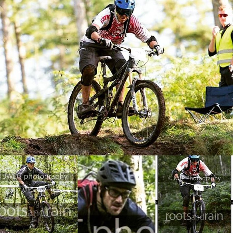 Pmba Enduro rd 5 at Grizedale forest with @shaun12r @phillth @andyjl87 Raceface ridingbikes mbuk tryingnottofall 26aintdead wheremybiketakesme